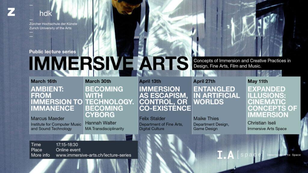 Immersive Arts
